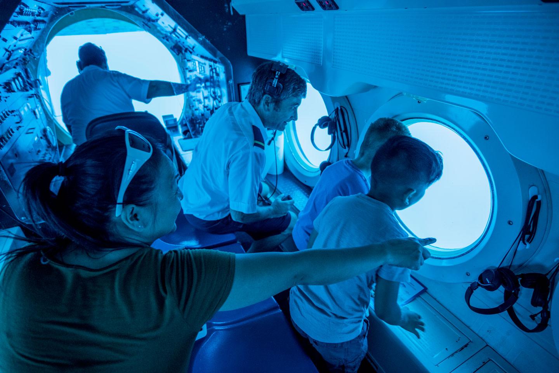 Product Submarine Undersea Adventure (W/ TRANSPORTATION)
