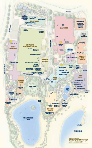 Resort Map Pdf 2018 Hilton Hawaiian Village