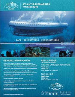 Atlantis Submarine Adventures | Hilton Hawaiian Village Tours
